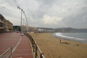 Strand von Las Palmas